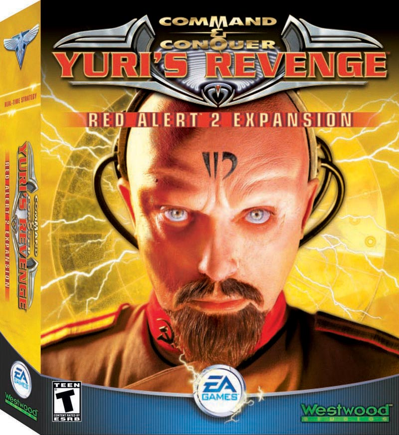 Command amp; Conquer Red Alert 2 Expansion: Yuri# x27;s Revenge - PC.